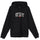 Stüssy Circle C Fleece Hoodie - Black