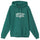Stüssy Circle C Fleece Hoodie - Dark Green