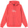 Copyright Stock Embroidered Hoodie - Pale Red