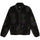 Flor Sherpa Mock Neck - Black
