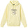 Flight Embroidered Hood - Pale Yellow