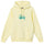 Basic Stüssy Embroidered Hood - Pale Yellow