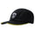 Sandwich Visor Low Pro Cap - Black