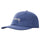 Textured Linen Low Pro Cap - Blue