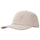 Textured Linen Low Pro Cap - Off White
