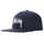 Stock Cap - Navy