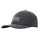 Washed Circle C Low Pro Cap - Black