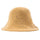 Knit Bucket Hat - Gold
