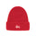 Basic Cuff Beanie - Red