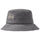 Big Logo Twill Bucket Hat - Grey