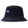 Contrast Stitch Bucket Hat - Indigo