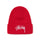 Big Stock Cuff Beanie - Brite Red