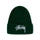 Big Stock Cuff Beanie - Forest Green