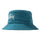 Big Logo Canvas Bucket Hat - Blue