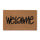 Stüssy Welcome Mat - Cocoa