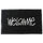 PVC WELCOME MAT - BLACK