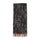 Tree Bark Wool Scarf - BROWN