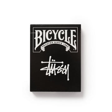 스투시 트럼프 Stussy Stuessy Playing Cards,Black