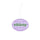 World Air Freshener - Purple
