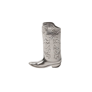 스투시 라이터 케이스 Stussy Metal Boot Lighter Case,Silver