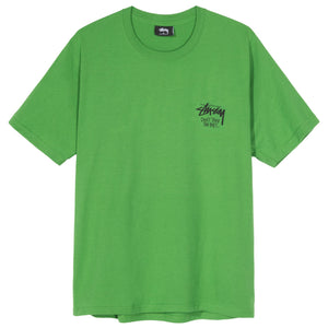 BAIT Logo Tee green // kelly green // yellow