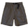 Iridescent Pocket Short - Grey