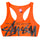 MYLA SWIM TOP - NEON ORANGE
