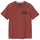 CLARITA INSIDE OUT TEE - BRICK