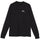 Canyon Wide Rib LS Tee (WMNS) - Black