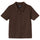 Tonal Jacquard Poly Knit - Brown