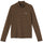 Toro Stripe Turtleneck - Brown