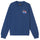 Quarter Fleece Crew - Blue