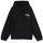 Bronson Polar Fleece Hood - Black
