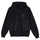 Cargo Fleece Hood - Black