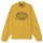 Tribute Terry Mock Neck - Mustard