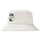 Stock Crown Bucket Hat - Off White