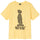 Raggamon Check Tee - Yellow