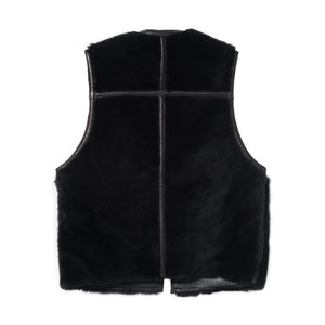 Black Shearling