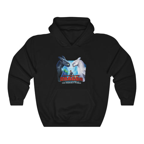 How To Train Your Dragon The Hidden World Unisex Hoodie