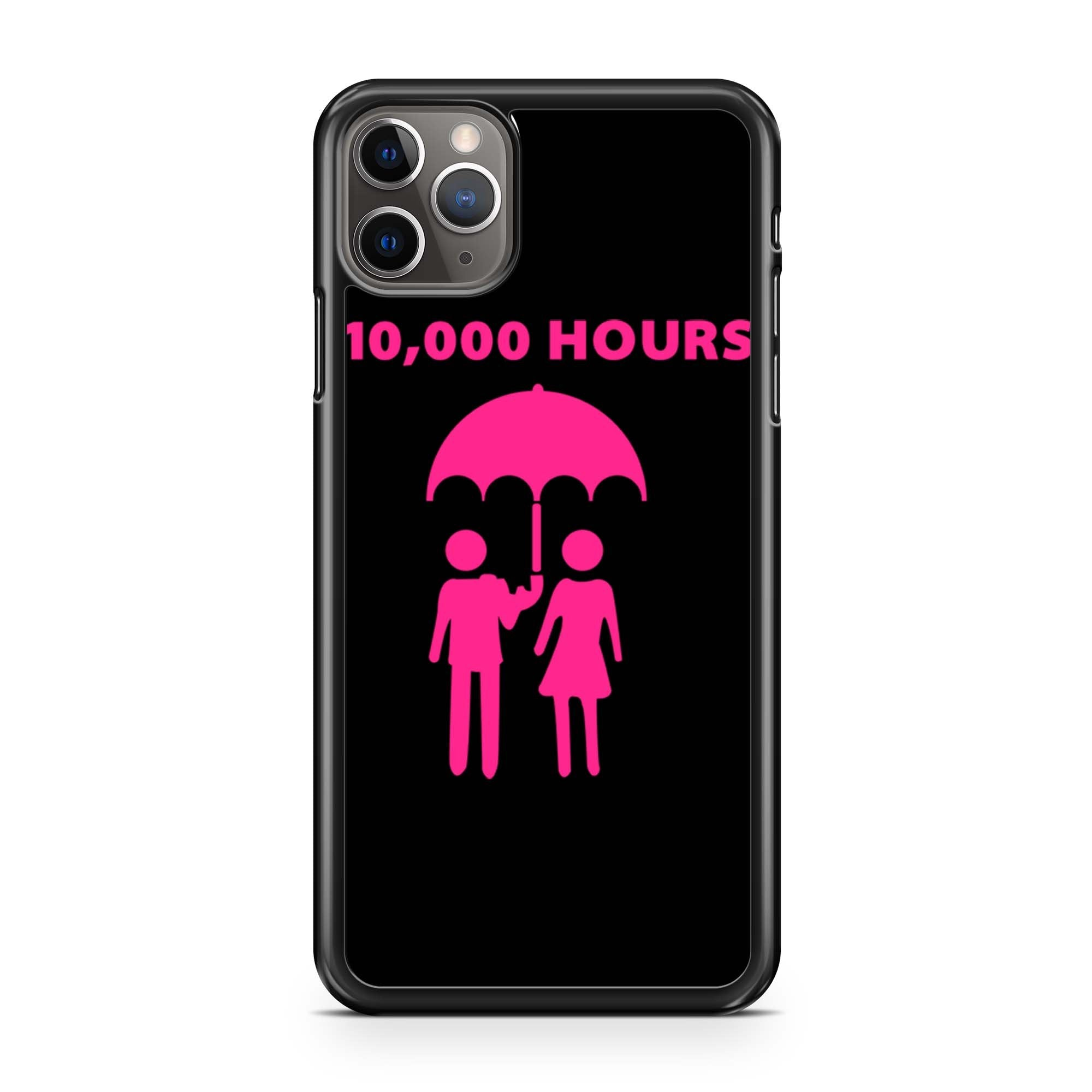 10000 Hours iPhone 11 Pro Max Case