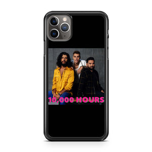 10000 Hours Dan Shay Justin Bieber iPhone 11 Pro Max Case