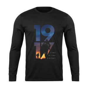 1917 Time Is The Enemy Long Sleeve T-Shirt
