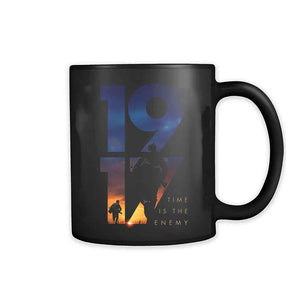 1917 Time Is The Enemy 11oz Mug