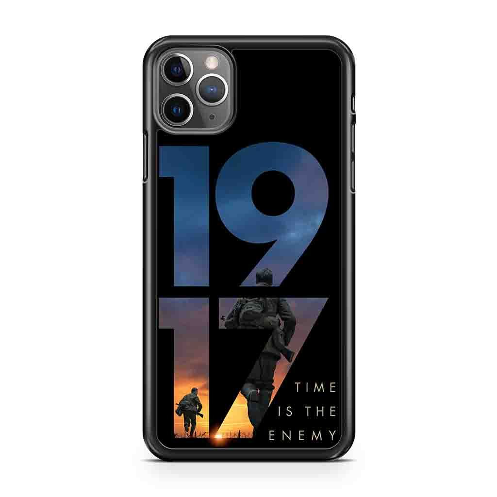 1917 Time Is The Enemy iPhone Case