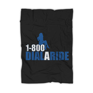 1 800 Dial A Ride Blanket
