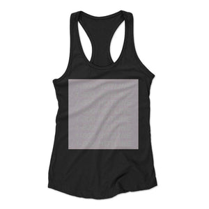 1 800 Hotline Woman's Racerback Tank Top