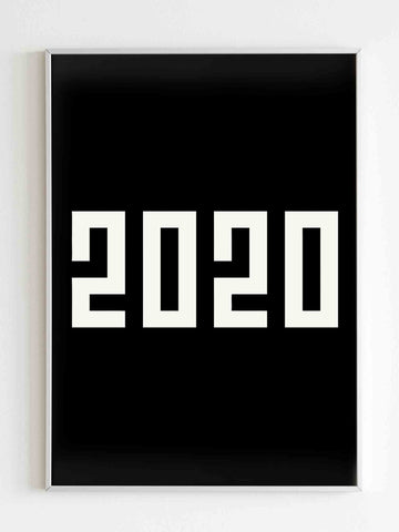 2020 Poster
