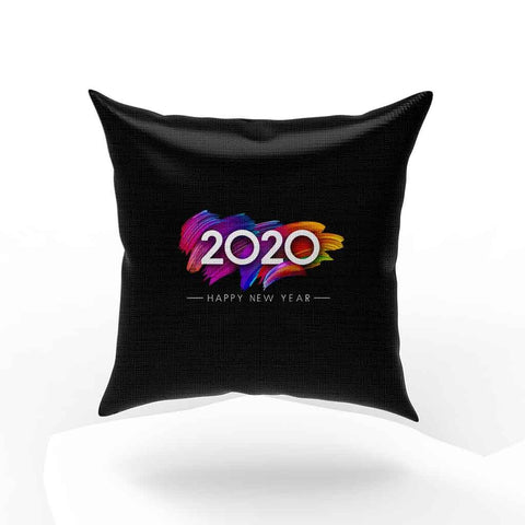2020 Happy New Years Pillow Case Cover