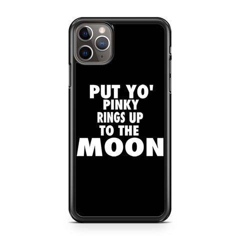 24k Magic Pinky Rings R B Album World Tour Bruno Mars iPhone 11 Pro Max Case