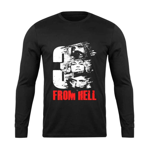 3 From Hell Long Sleeve T-Shirt